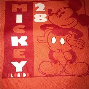 ♻️ Mickey Mouse Florida Reusable tote grocery bag